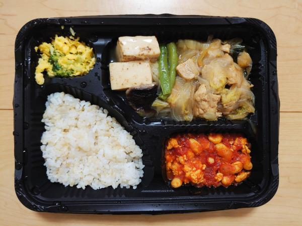 Bキッチン「鶏すき焼き弁当」