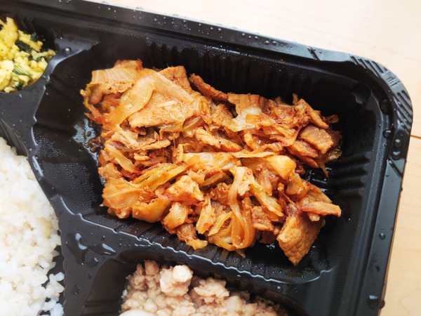 Bキッチンの回鍋肉