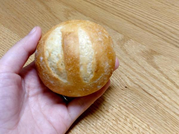 ハニーソイ/はちみつ豆乳パンの焼いた画像